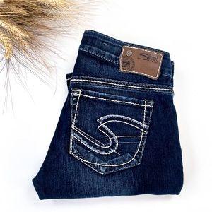 NWOT Berkeley Silver Jeans